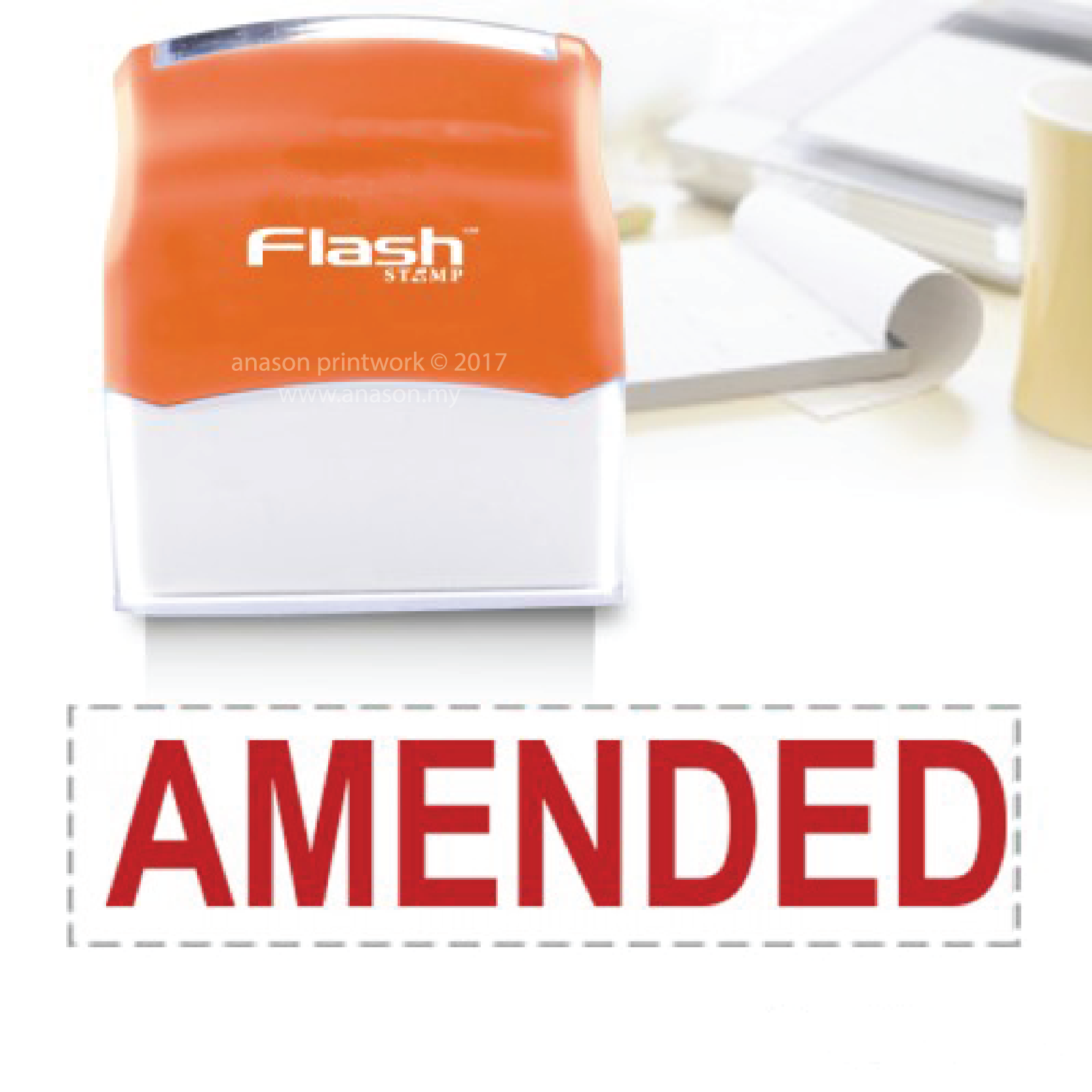 FLASH STAMP READY MADE DA-723