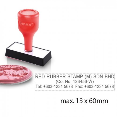 Index Stamp RS1360