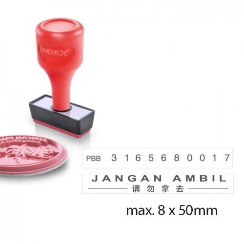 Index Stamp RS850