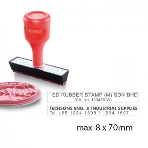 Index Stamp RS870