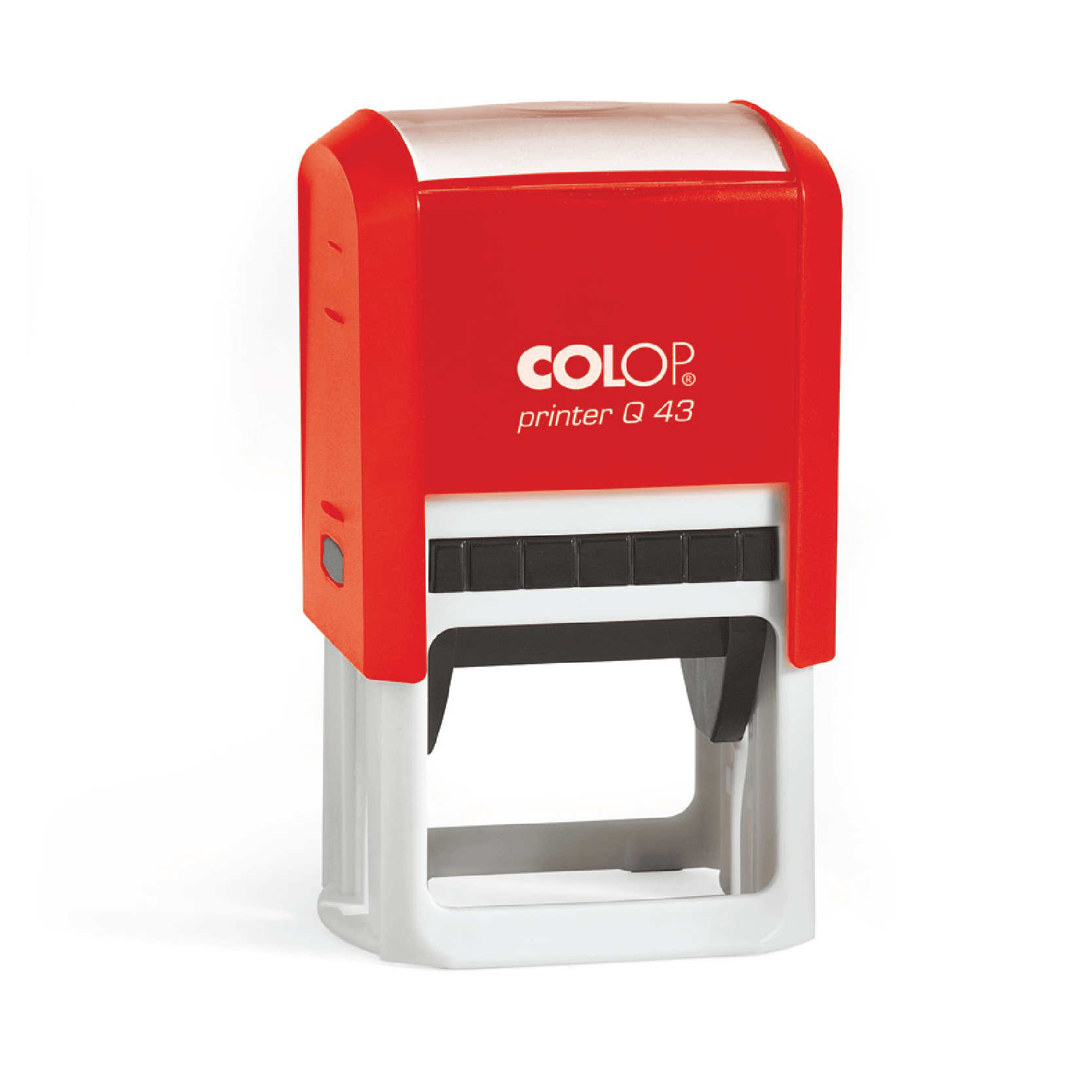 COLOP Printer Square Q43 red